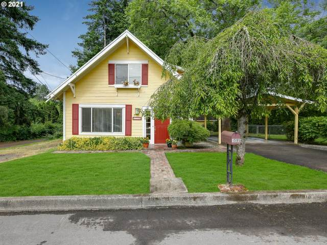1595 SE Liberty Ave, Gresham, OR 97080 (MLS #21503963) :: The Haas Real Estate Team