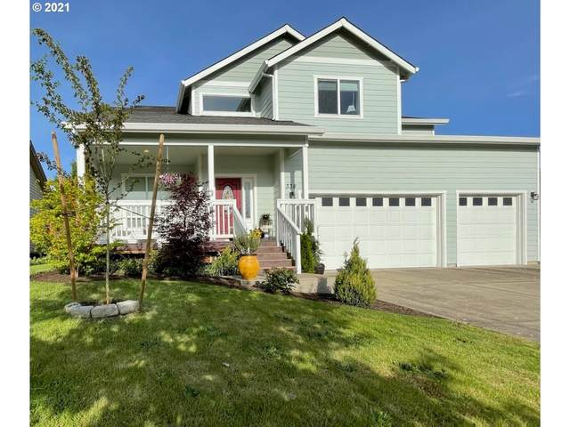 338 SW Mt Mazama St, Mcminnville, OR 97128 (MLS #21508559) :: Townsend Jarvis Group Real Estate