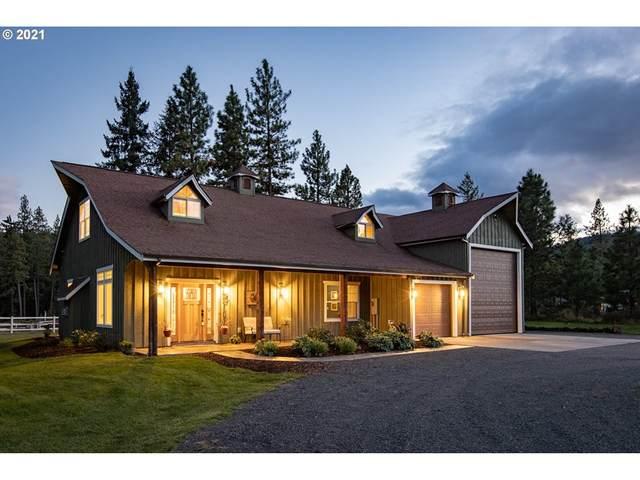 4 Westside Rd, Trout Lake, WA 98650 (MLS #21509673) :: Premiere Property Group LLC