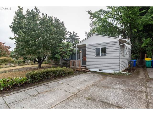 7646 SE Stephens St, Portland, OR 97215 (MLS #21509745) :: Townsend Jarvis Group Real Estate