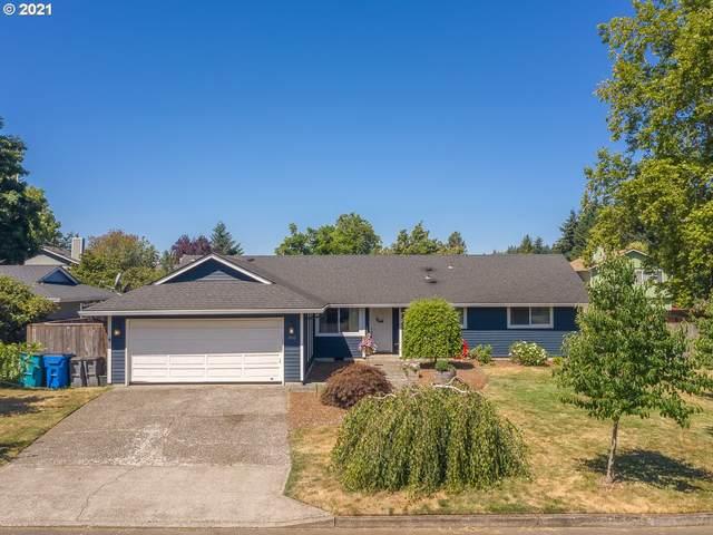 3002 NE 102ND Ct, Vancouver, WA 98662 (MLS #21509871) :: Reuben Bray Homes