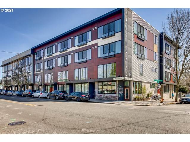 4434 SE Hawthorne Blvd #104, Portland, OR 97215 (MLS #21510299) :: The Pacific Group