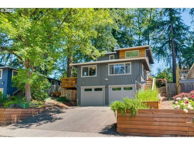 9514 SW 50TH Ave, Portland, OR 97219 (MLS #21517468) :: Lux Properties