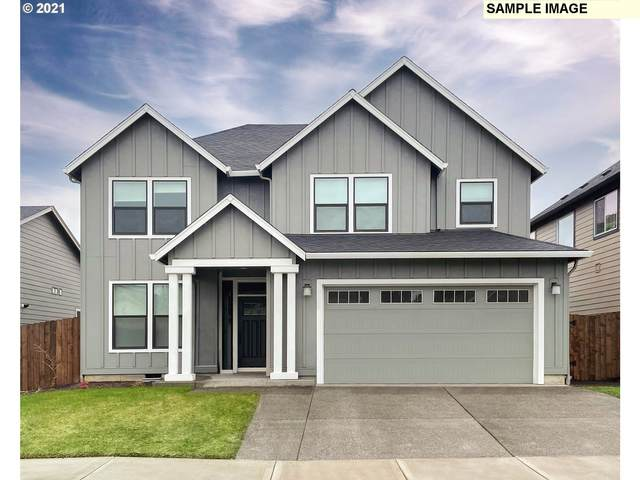 NE 82nd St, Vancouver, WA 98665 (MLS #21520956) :: Townsend Jarvis Group Real Estate