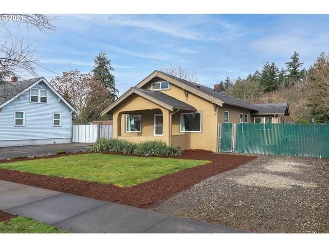 5303 SE Bybee Blvd, Portland, OR 97206 (MLS #21522046) :: Cano Real Estate