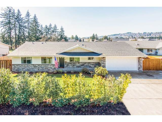 17460 SE Sunnyside Rd, Damascus, OR 97089 (MLS #21522332) :: Beach Loop Realty
