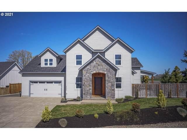 32599 Hatfield St, Coburg, OR 97408 (MLS #21523515) :: Song Real Estate