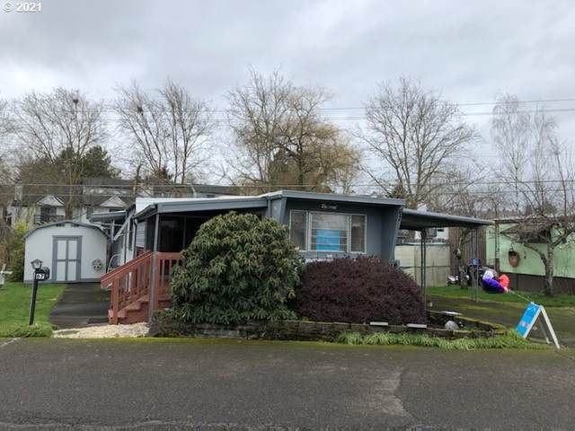 3737 SW 117TH Ave #67, Beaverton, OR 97005 (MLS #21527497) :: RE/MAX Integrity