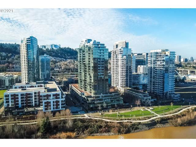 841 S Gaines St #1112, Portland, OR 97239 (MLS #21534982) :: Premiere Property Group LLC