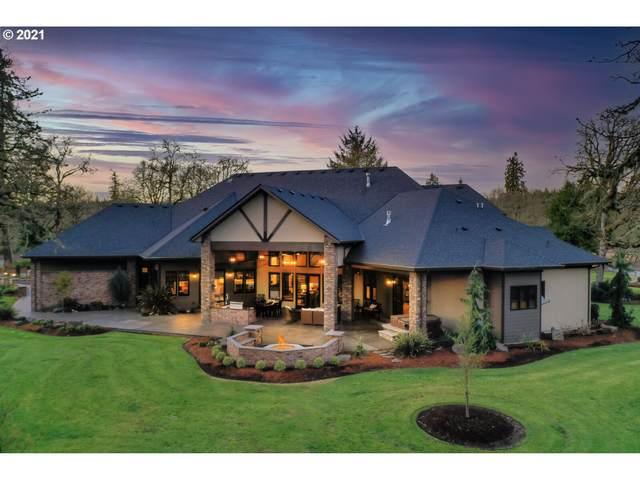 17300 N Santiam Hwy, Stayton, OR 97383 (MLS #21538228) :: McKillion Real Estate Group