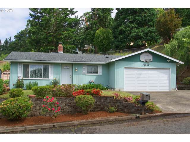 5655 SE Colony Cir, Milwaukie, OR 97267 (MLS #21539232) :: Song Real Estate