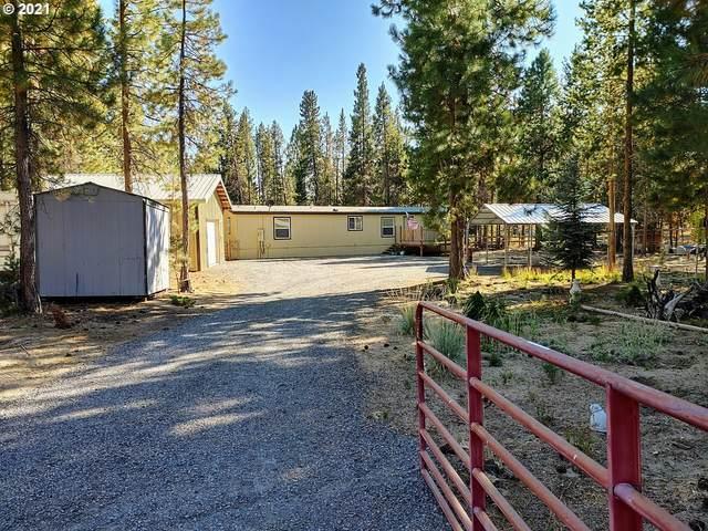 1772 Cheryl Dr, La Pine, OR 97739 (MLS #21540503) :: Cano Real Estate