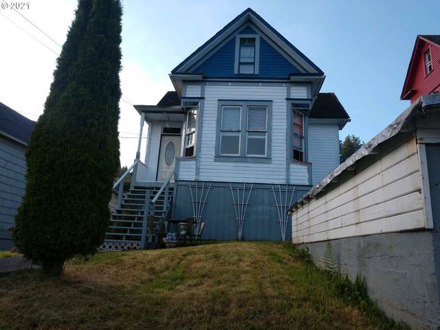 305 Alameda Ave, Astoria, OR 97103 (MLS #21541821) :: The Pacific Group