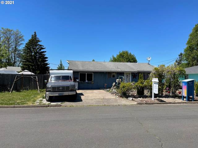 808 19TH St, Springfield, OR 97477 (MLS #21541871) :: Duncan Real Estate Group