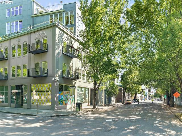 725 NW Flanders St #301, Portland, OR 97209 (MLS #21542089) :: Gustavo Group
