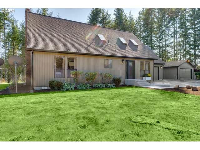 372 Fredrickson Rd, Woodland, WA 98674 (MLS #21542110) :: Song Real Estate