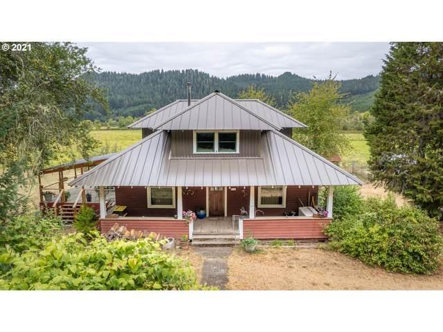 438 Soup Creek Rd, Reedsport, OR 97467 (MLS #21543266) :: Song Real Estate