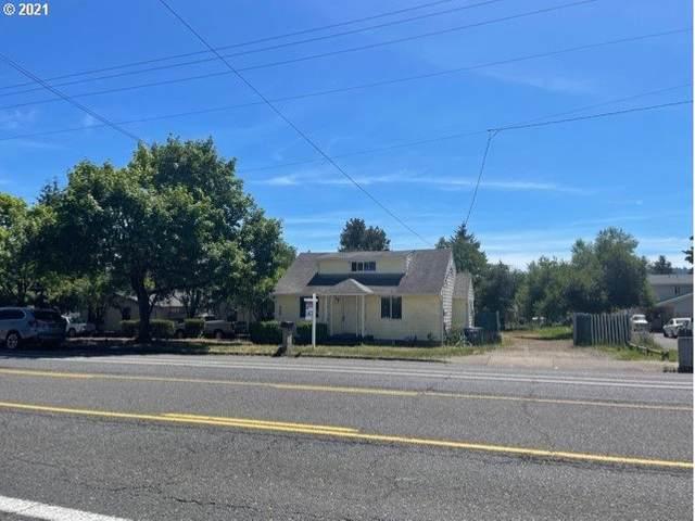 11950 SE Holgate Blvd, Portland, OR 97266 (MLS #21544800) :: Beach Loop Realty