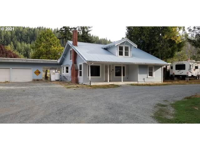 19316 Highway 42, Myrtle Point, OR 97458 (MLS #21544992) :: Townsend Jarvis Group Real Estate