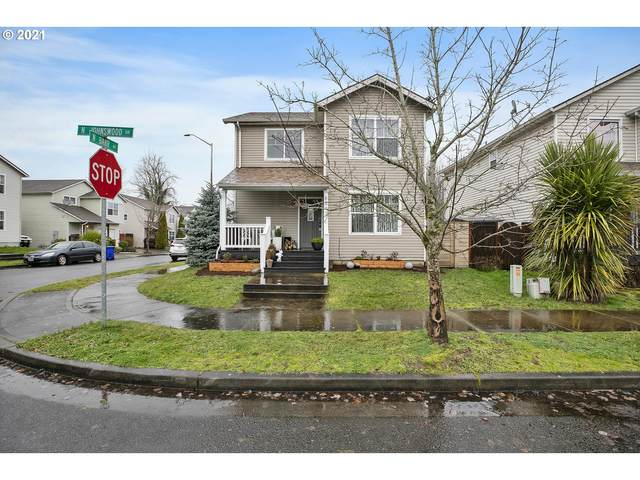 8447 N Johnswood Dr, Portland, OR 97203 (MLS #21545020) :: Cano Real Estate