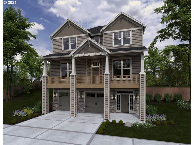 16698 NW Crossvine (Lot 96) St, Portland, OR 97229 (MLS #21545404) :: Real Tour Property Group