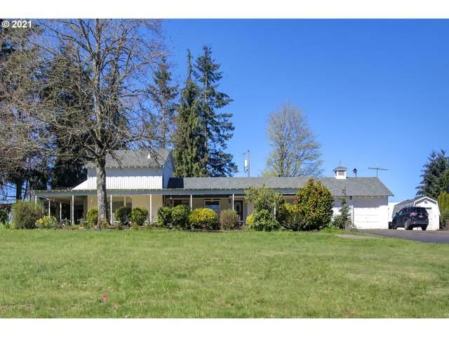 24185 S Beavercreek Rd, Beavercreek, OR 97004 (MLS #21547186) :: Premiere Property Group LLC