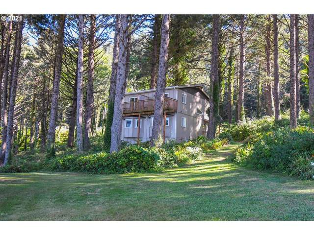 94282 Hwy 101, Yachats, OR 97498 (MLS #21549631) :: The Pacific Group