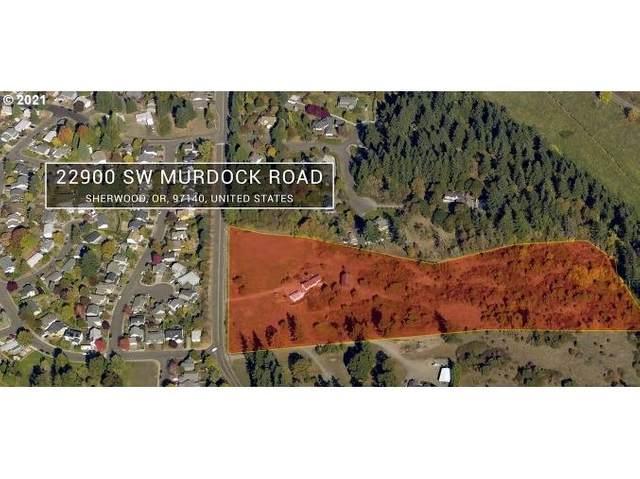 22900 SW Murdock Rd, Sherwood, OR 97140 (MLS #21555765) :: McKillion Real Estate Group