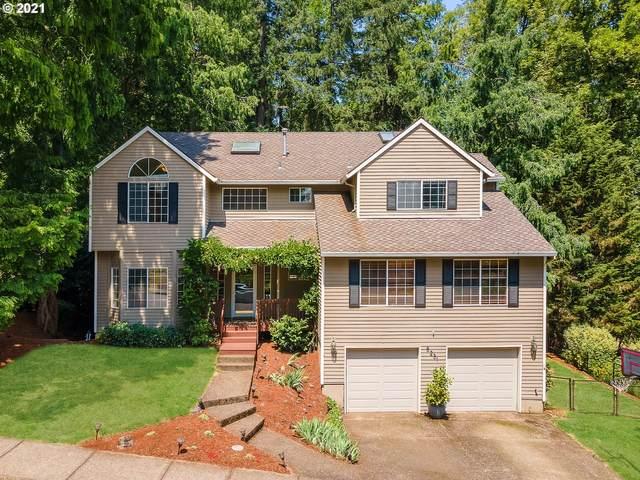 5231 Windsor Ter, West Linn, OR 97068 (MLS #21556412) :: Fox Real Estate Group