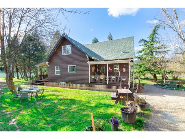 1134 Quines Creek Rd, Azalea, OR 97410 (MLS #21557506) :: Beach Loop Realty
