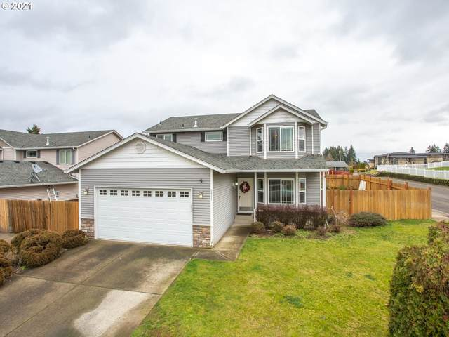 8611 NE 90TH Ave, Vancouver, WA 98662 (MLS #21560420) :: The Liu Group