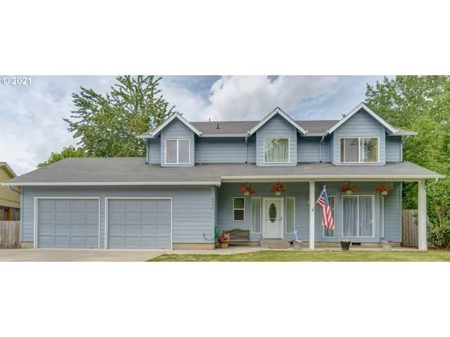 7554 SW Wimbledon Ct, Wilsonville, OR 97070 (MLS #21562957) :: McKillion Real Estate Group