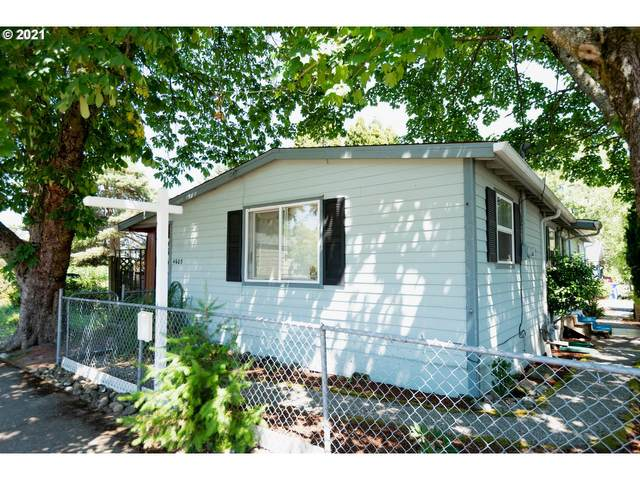 4605 NE Wygant St, Portland, OR 97218 (MLS #21563752) :: Real Estate by Wesley