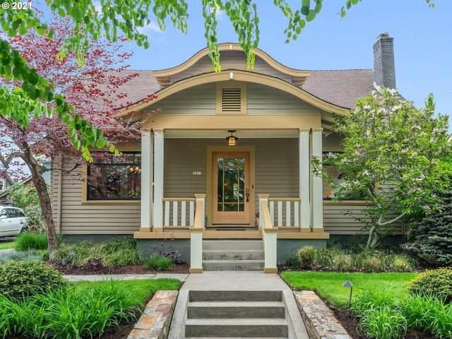 3805 N Longview Ave, Portland, OR 97227 (MLS #21564286) :: Cano Real Estate