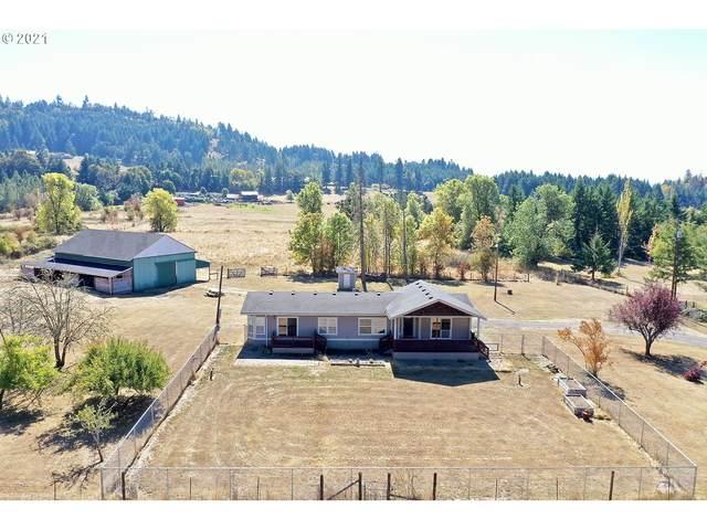 37306 Hills Creek Rd, Springfield, OR 97478 (MLS #21565901) :: Lux Properties