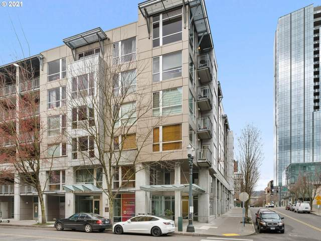 1125 NW 9TH Ave #315, Portland, OR 97209 (MLS #21566860) :: Premiere Property Group LLC