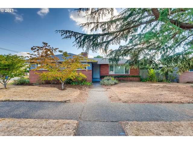 356 NE 108TH Pl, Portland, OR 97220 (MLS #21568297) :: Next Home Realty Connection