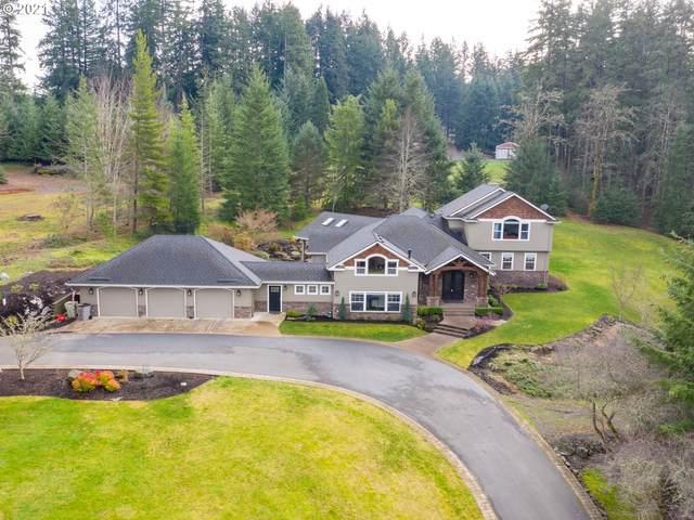 28800 SW Wildhaven Ln, Hillsboro, OR 97123 (MLS #21571462) :: Premiere Property Group LLC