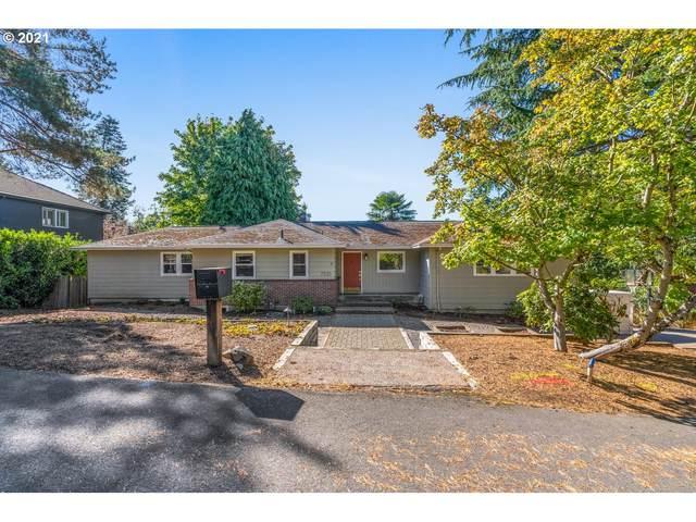 7220 SW Cedar Ln, Portland, OR 97225 (MLS #21573018) :: Fox Real Estate Group