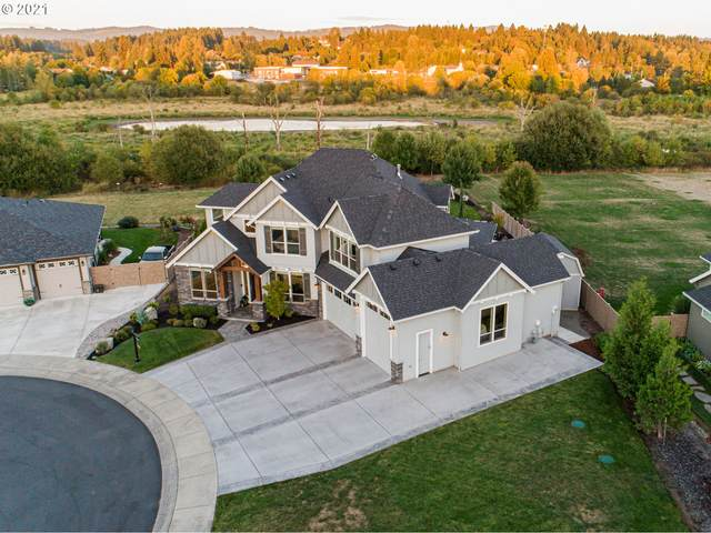 16211 NE 171ST Ct, Brush Prairie, WA 98606 (MLS #21574210) :: Keller Williams Portland Central