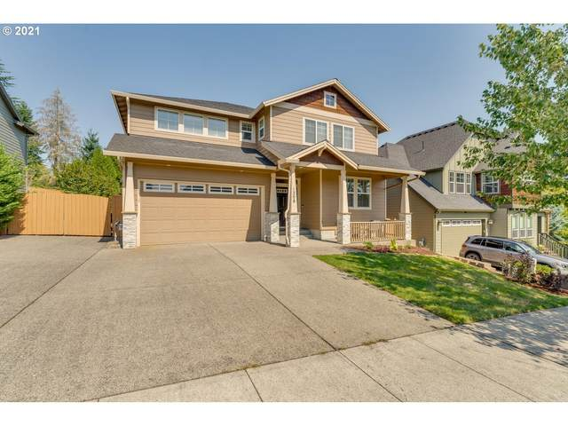 1208 NW 111TH St, Vancouver, WA 98685 (MLS #21579267) :: Keller Williams Portland Central