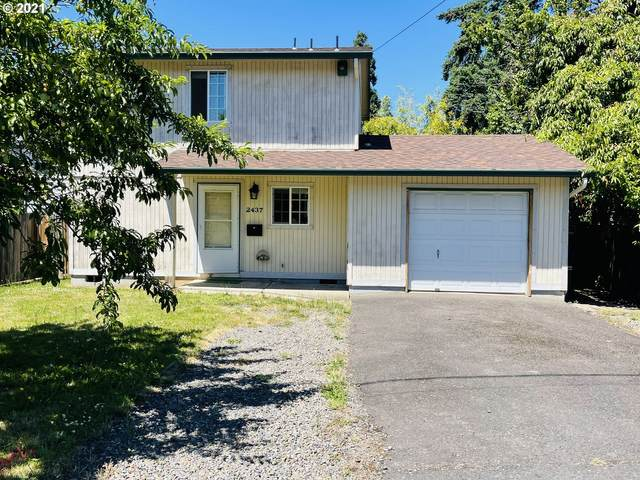2437 SE Tacoma St SE, Portland, OR 97202 (MLS #21582004) :: Next Home Realty Connection