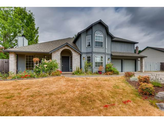 2512 NE 144TH St, Vancouver, WA 98686 (MLS #21582404) :: Next Home Realty Connection