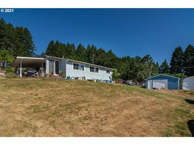 80250 Hazelton Rd, Cottage Grove, OR 97424 (MLS #21582614) :: Holdhusen Real Estate Group