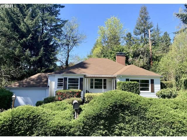 4747 SW 26TH Dr, Portland, OR 97239 (MLS #21584909) :: Stellar Realty Northwest
