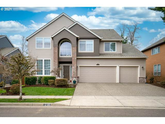 12185 SW Jaeger Ter, Beaverton, OR 97007 (MLS #21586012) :: Beach Loop Realty
