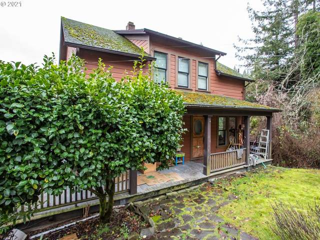 1440 SW Broadway Dr, Portland, OR 97201 (MLS #21587749) :: Townsend Jarvis Group Real Estate