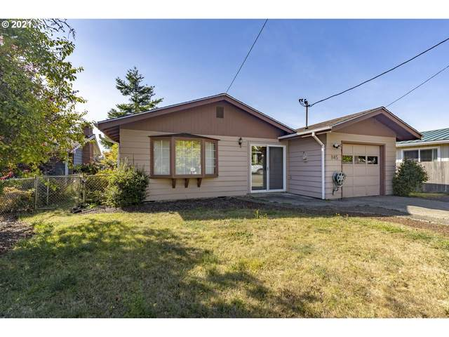 845 NE Fogarty St, Newport, OR 97365 (MLS #21588039) :: Song Real Estate