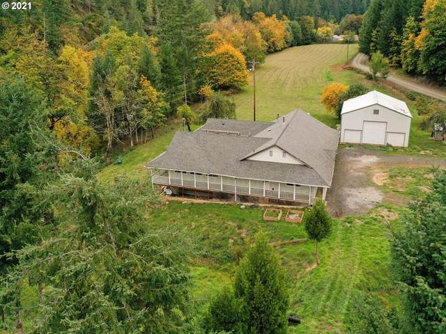 712 Schad Rd, Elkton, OR 97436 (MLS #21589363) :: Real Tour Property Group
