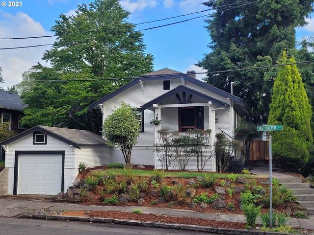 3104 NE Pacific St, Portland, OR 97232 (MLS #21591832) :: Townsend Jarvis Group Real Estate